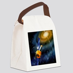 Artwork of Chandra X-ray Observat Canvas Lunch Bag