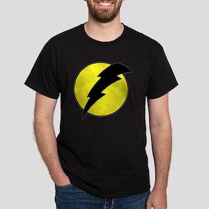 A lightning bolt Dark T-Shirt