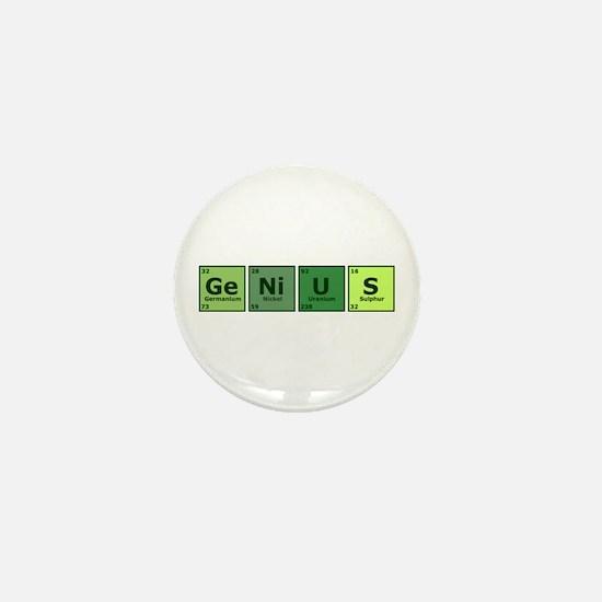 Genius Mini Button