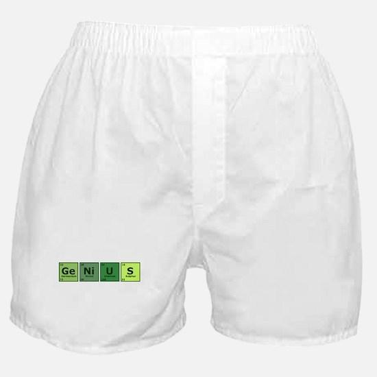 Genius Boxer Shorts