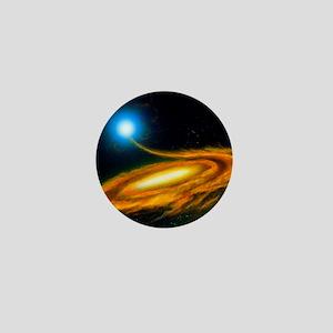 Artwork: binary star system containing Mini Button