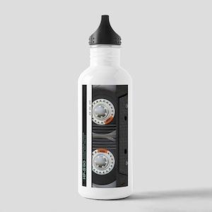 Retro Cassette Tape Stainless Water Bottle 1.0L