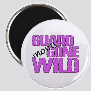 Guard Moms Gone Wild Magnet