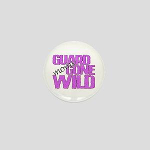 Guard Moms Gone Wild Mini Button