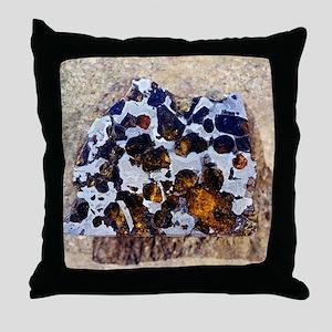 Brahin meteorite, 1810 Throw Pillow