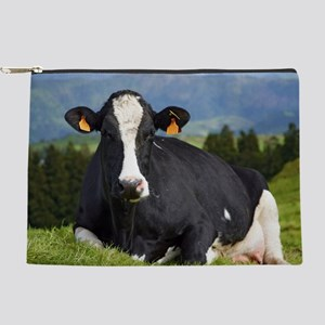Holstein cow Makeup Pouch