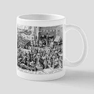 Justicia - Pieter Bruegel - 1559 11 oz Ceramic Mug