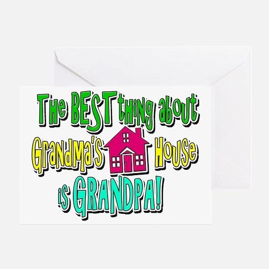 Grandad Best Greeting Card