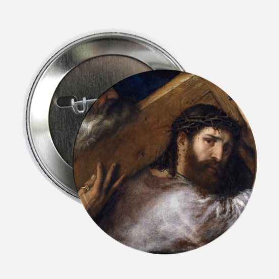 """Christ Carrying the Cross 2 - Titian - c1565 2.25"""""""