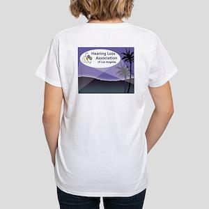 HLA-LA Women's V-Neck T-Shirt