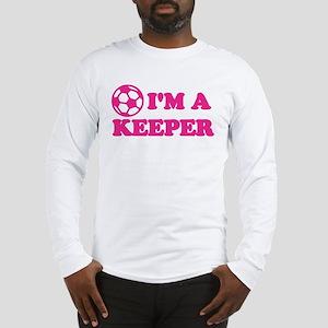 soccer-im-a-keeper Long Sleeve T-Shirt