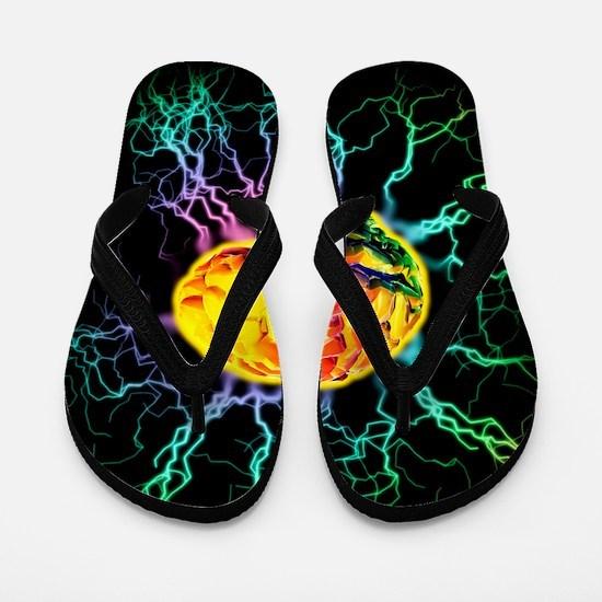 Brain activity Flip Flops
