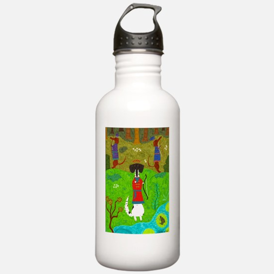 Frog Princess Water Bottle