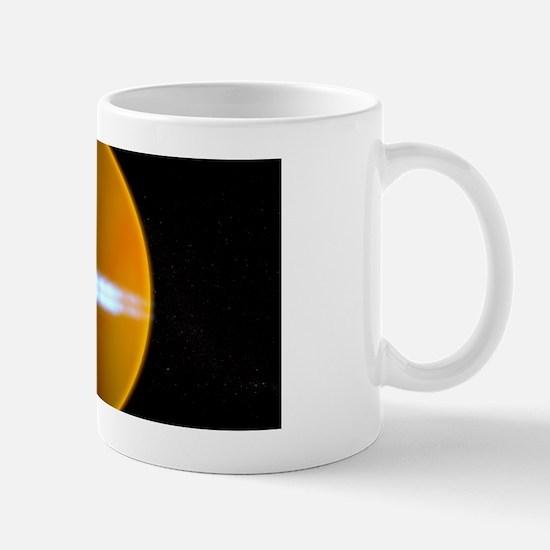 Cassini spacecraft Mug