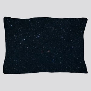 Cassiopeia constellation Pillow Case
