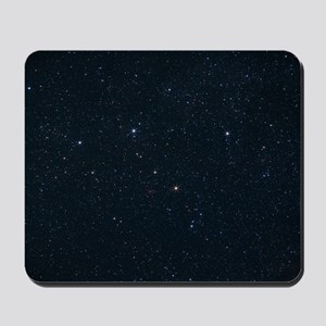 Cassiopeia constellation Mousepad