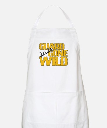 Guard Dads Gone Wild BBQ Apron