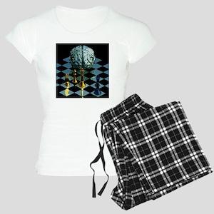 Brainpower Women's Light Pajamas