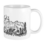 Furry Chase Mug