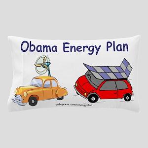 Obama Energy Plan Pillow Case