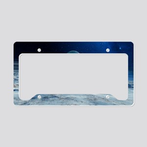 Charon from Pluto License Plate Holder