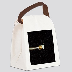 Cassini spacecraft Canvas Lunch Bag