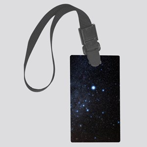 Canis Major constellation Large Luggage Tag