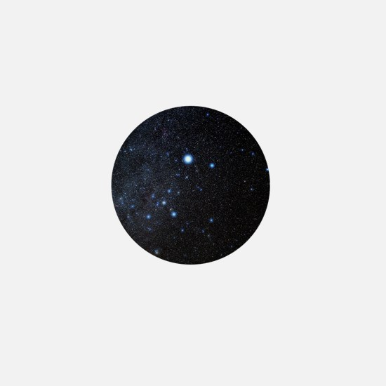 Canis Major constellation Mini Button