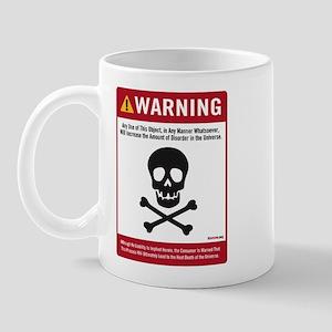 Warning: Entropy Mug
