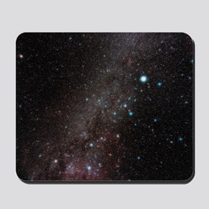 Canis Major constellation Mousepad