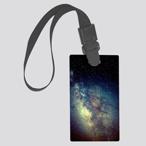 Central region of the Milky Way Large Luggage Tag