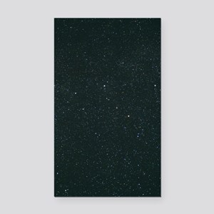 Cassiopeia constellation Rectangle Car Magnet