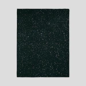 Cassiopeia constellation Twin Duvet