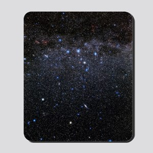 Cassiopeia and Andromeda constellations Mousepad