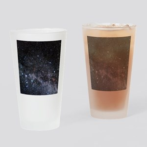Cassiopeia and Cepheus constellatio Drinking Glass