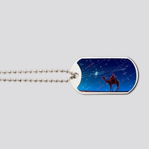 Christmas star as planetary conjunction Dog Tags