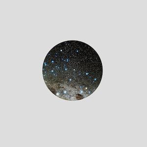 Centaurus and Crux constellations Mini Button