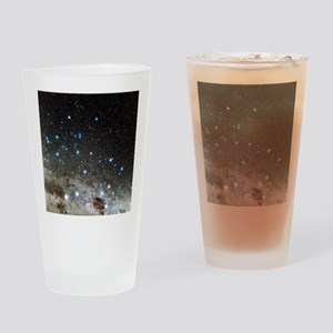 Centaurus and Crux constellations Drinking Glass
