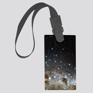Centaurus and Crux constellation Large Luggage Tag