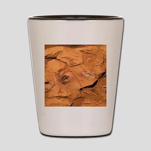 Clovis rock, Mars Shot Glass