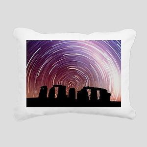 Composite image of star  Rectangular Canvas Pillow