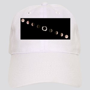 Composite image of the phases of the Moon Cap