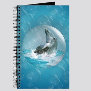 Bubble Dolphin Journal