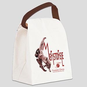 Boito Mefistofele Canvas Lunch Bag