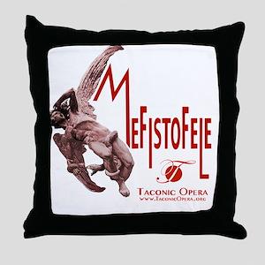 Boito Mefistofele Throw Pillow