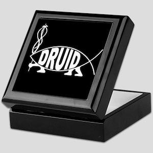 Druid Fish Keepsake Box