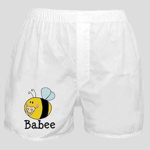 Babee Bee Boxer Shorts