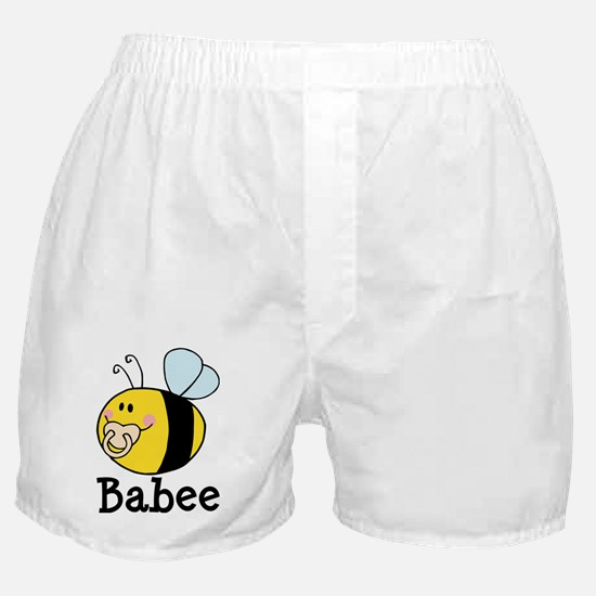 Babee Bee Boxer Shorts