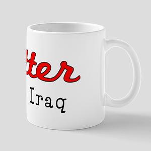 Hotter Than Iraq  Mug