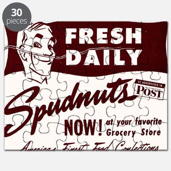 SPUDNUTS Fresh Daily Puzzle